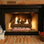 Газовый камин для загородного дома и дачи