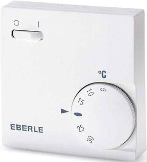 Терморегулятор EBERLE RTR-E 6163 для монолитного кварцевого обогревателя