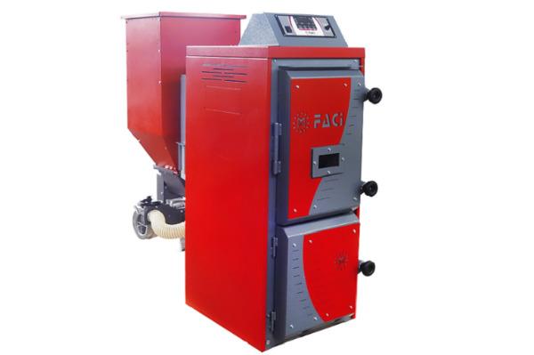 Итальянский котел Faci 15 мощностью 15 кВт и стоимостью около 120 тыс руб.