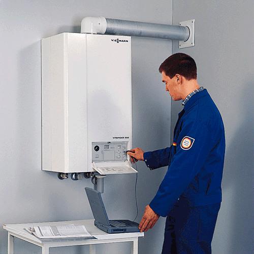 Подключение к газопроводу и пуско-наладочные работы должны осуществлять специалистами газовых служб