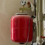 Расширительный мембранный бак для отопления: конструктивные особенности и принцип работы