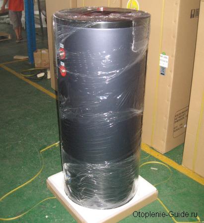 Аккумулирующий бак PAWT-200LE2 объемом 200 л.
