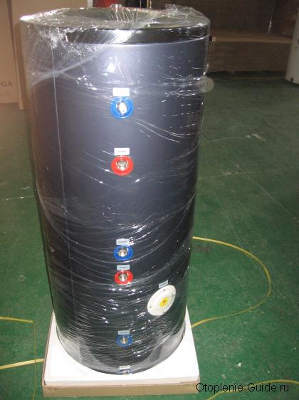 Аккумуляторный бак PAWT-200LE2 объемом 200 л.