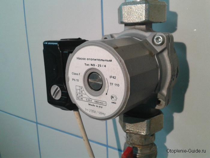 Как подобрать циркуляционный насос для отопления