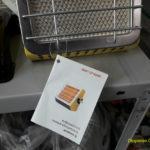 Газовые обогреватели на баллонном газе