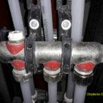 Распределительный коллектор отопления: принцип работы, разновидности