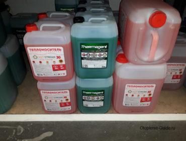 Теплоноситель для системы отопления загородного дома: требования, особенности использования