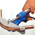 Трубогибы для медных труб: конструктивные отличия и особенности использования