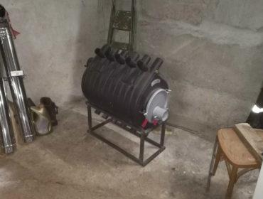 Как сделать отопление в гараже своими руками?
