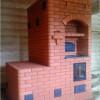 Отопительно варочные печи из кирпича: конструкция, материалы, строительство